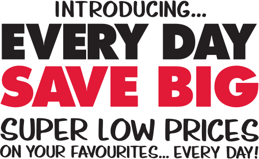 Every Day Save Big