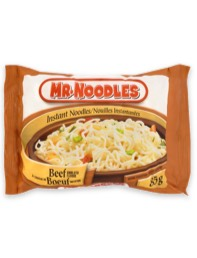 Mr. Noodles Instant Noodles Assorted