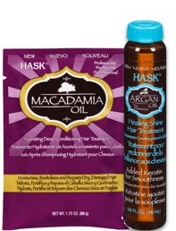 Hask Argan & Macadamia Oil or Deep Conditioning Mask