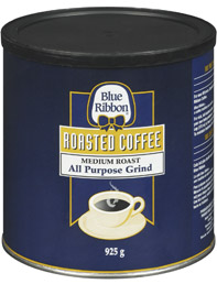 Blue Ribbon Ground Coffee